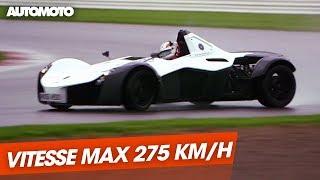 Bac Mono : aussi rapide que la Lamborghini Veneno ou la Porsche 918 Spyder (2014)