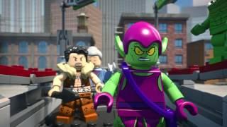 Конструктор LEGO Super Heroes Человек-паук, последний бой воинов паутины, 76057(, 2017-02-08T17:16:39.000Z)