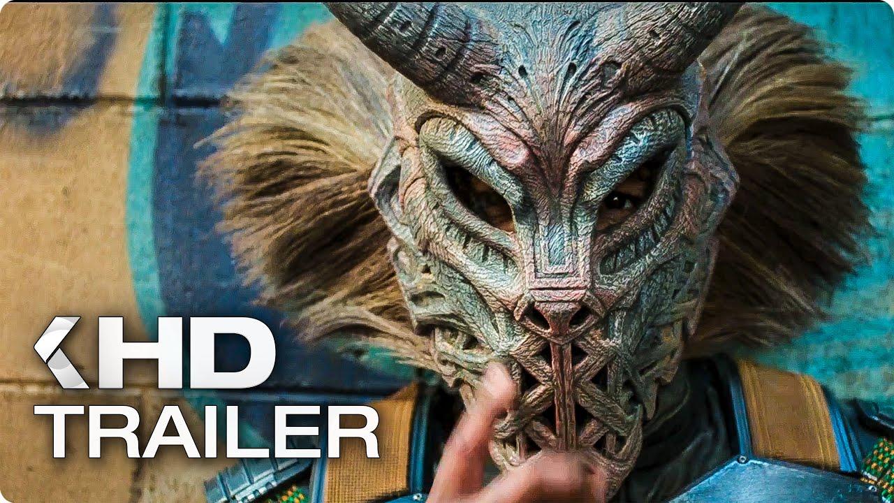 Black Panther Trailer Deutsch