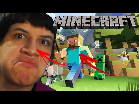 GAMES EDUUU JOGANDO MINECRAFT!! - Minecraft Skywars