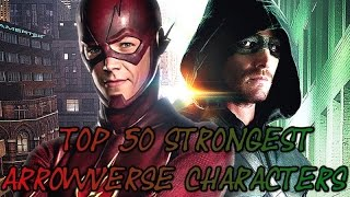 Video Top 50 Strongest DC TV Universe/Arrowverse Characters download MP3, 3GP, MP4, WEBM, AVI, FLV Maret 2018