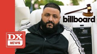 DJ Khaled Is Suing Billboard Over Father Of Asahd Coming In 2nd Place To Tyler The Creator IGOR