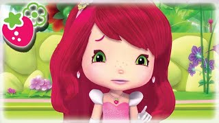 Strawberry Shortcake 🍓Berryella and Prince Berry Charming 🍓 Berry Bitty Adventures | WildBrain