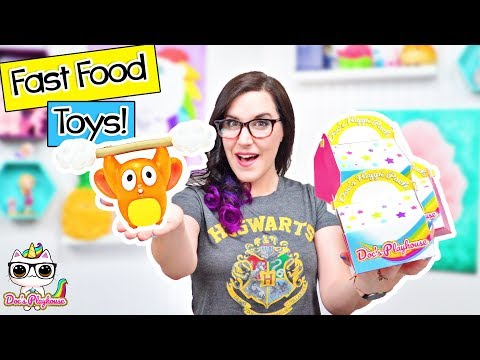 lost-kitties-fast-food-toys!-mice-mania-cheese-series-3!-doc's-playhouse