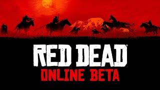Red dead redemption online |inicio beta online  | en directo |Español ps4