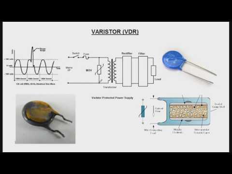 Curiosidades 12   Varistor VDR