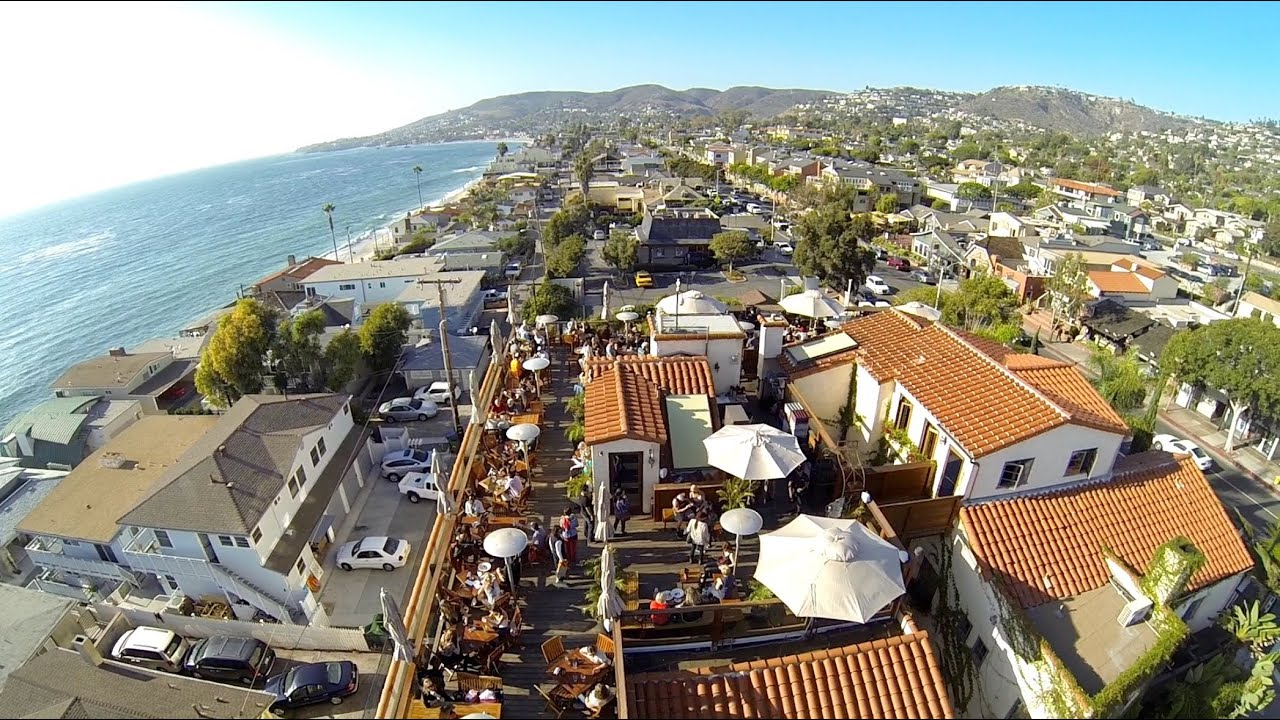Ordinaire The Rooftop Lounge At Casa Del Camino, Laguna Beach   YouTube