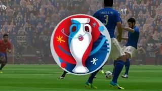Pro Evolution Soccer 2016: Spain vs Italy  [Game play]