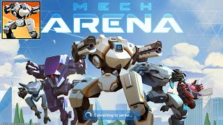 Mech Arena: Robot Showdown Android iOS Gameplay