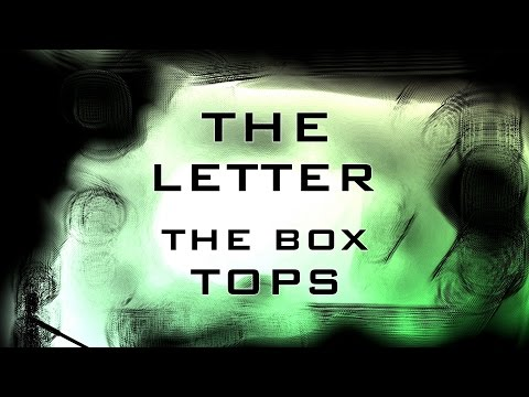 The Letter - The Box Tops [World Lyrics]