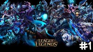 Neu-Begin #1 // League of Legends (2nd Season)