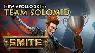 New Apollo Skin: Team SoloMid