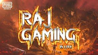 { PUBG MOBILE 🔴} Live Stream Season 13 - #RajGaming #SRB