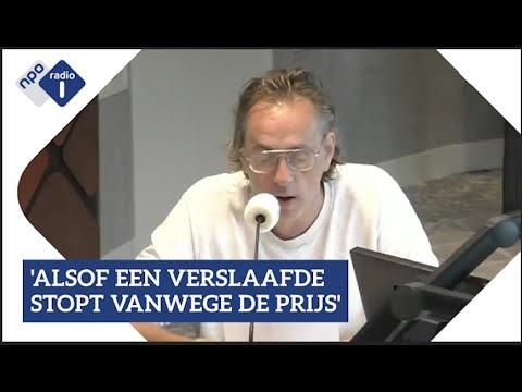 Marcel van Roosmalen: 'Zou Jan Slagter alweer roken?'   NPO Radio 1