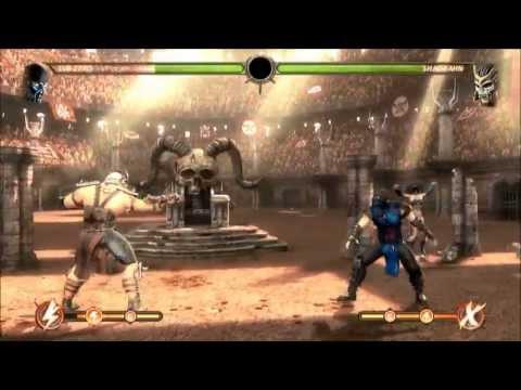 Mortal Kombat Komplete Edition PC Music Mod Update