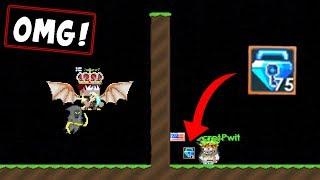 Growtopia | OMG NEW RISKY SCAM FAIL!! -[Jamew7]-