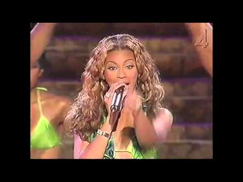 Destiny`s Child  Say My Name  In Hawaii 2000 Britney Spears