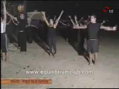 Equilibrium Club - Pilates en la Playa - Part I