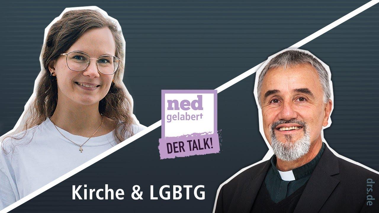"""Ned gelabert """"Der Talk!"""" - Kirche und LGBTQ"""