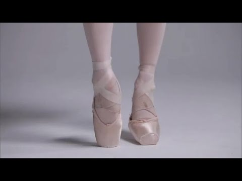 """Nutcracker"" ballerinas' most important accessory: Pointe shoes"