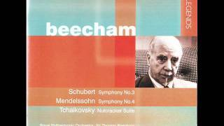 Sir Thomas Beecham, Tchaikovsky - Waltz of the Flowers