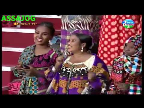 Djibouti:    DOKLA TV  avec  Sadia Mahamoud                   29/01/2016