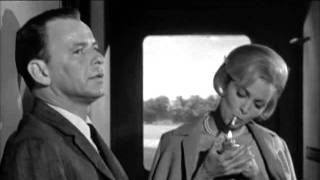Manchurian candidate  1962   (The Train Smoking )