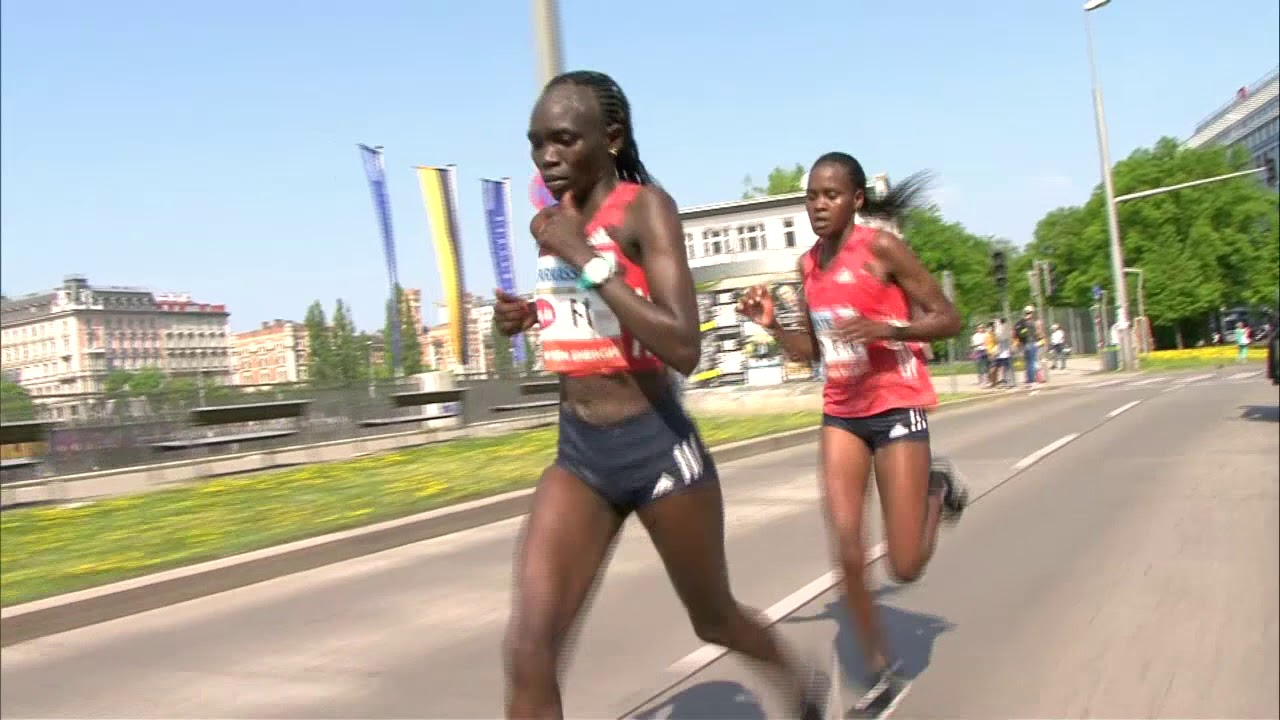 2018 VIDEO HIGHLIGHTS OF THE VIENNA CITY MARATHON