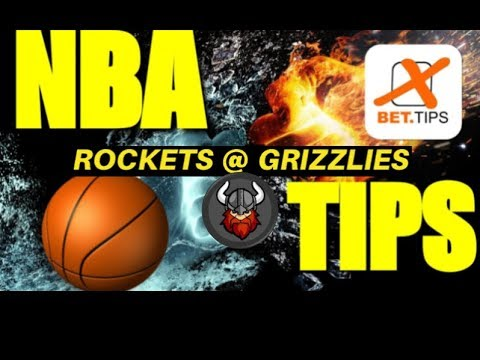 NBA Betting Line for today - Houston Rockets @ Memphis Grizzlies