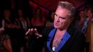 "EXCLUSIVE: Morrissey Talks TSA ""Groping"" Incident (VIDEO) | Larry King Now | Ora.TV"