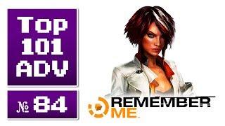 Top 101 Action-Adventures aller Zeiten #84 » Remember Me (2013)