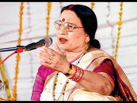 Pahile Pahil Chhathi Maiya Sharda Sinha latest Chhath Song 2016 || Facebook Live : Anjali Singh