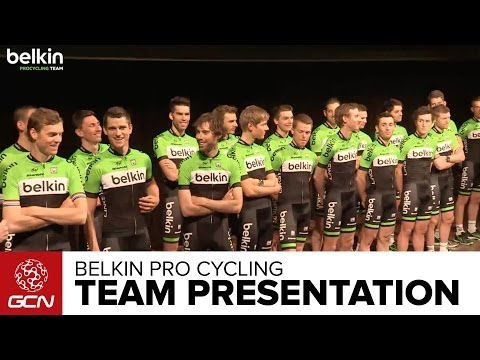 Belkin Pro Cycling Team Press Conference — LIVE