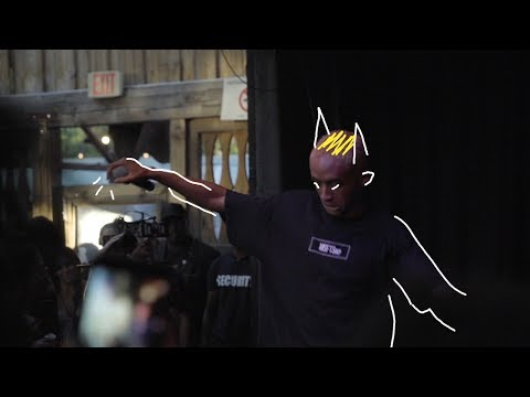 JADEN SMITH PERFORMS BATMAN AT MSFTSrep SHOW! // Only On Trending All Day