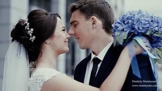 БЕЗУМНО КРАСИВОЕ СВАДЕБНОЕ ВИДЕО!!!Красивая свадьба.Видеосъемка свадьбы в Харьков Киев видеооператор