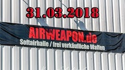 Airweapon Tönisvorst 31.03.2018 - Camelion Infanterie