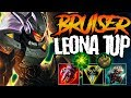 200 IQ BRUISER LEONA BUILD CAN CARRY GAMES - Off Meta Monday - Bruiser Leona Top - League of Legends