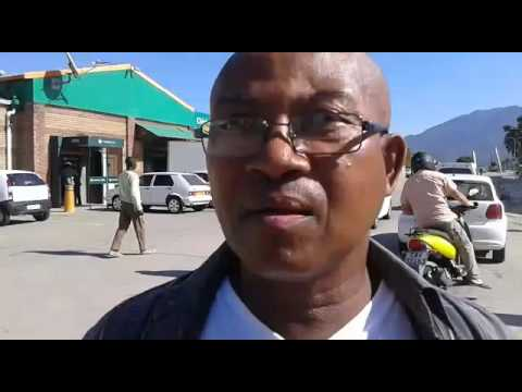 Taxi owner talks about anti-GO GEORGE protest