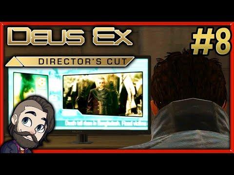 STEALTH MASTER! ▶ Deus Ex Human Revolution Gameplay 🔴 Part 8 - Let's Play Walkthrough