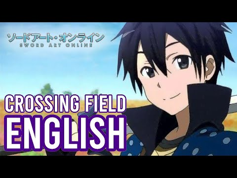 Sword Art Online [OP 1] • Crossing Field (Acoustic) • English Cover By Tara St. Michel