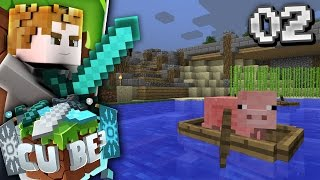 Minecraft: Cube S3 - Episode 2 - THE DOCK! (Minecraft Cube SMP Season 3)