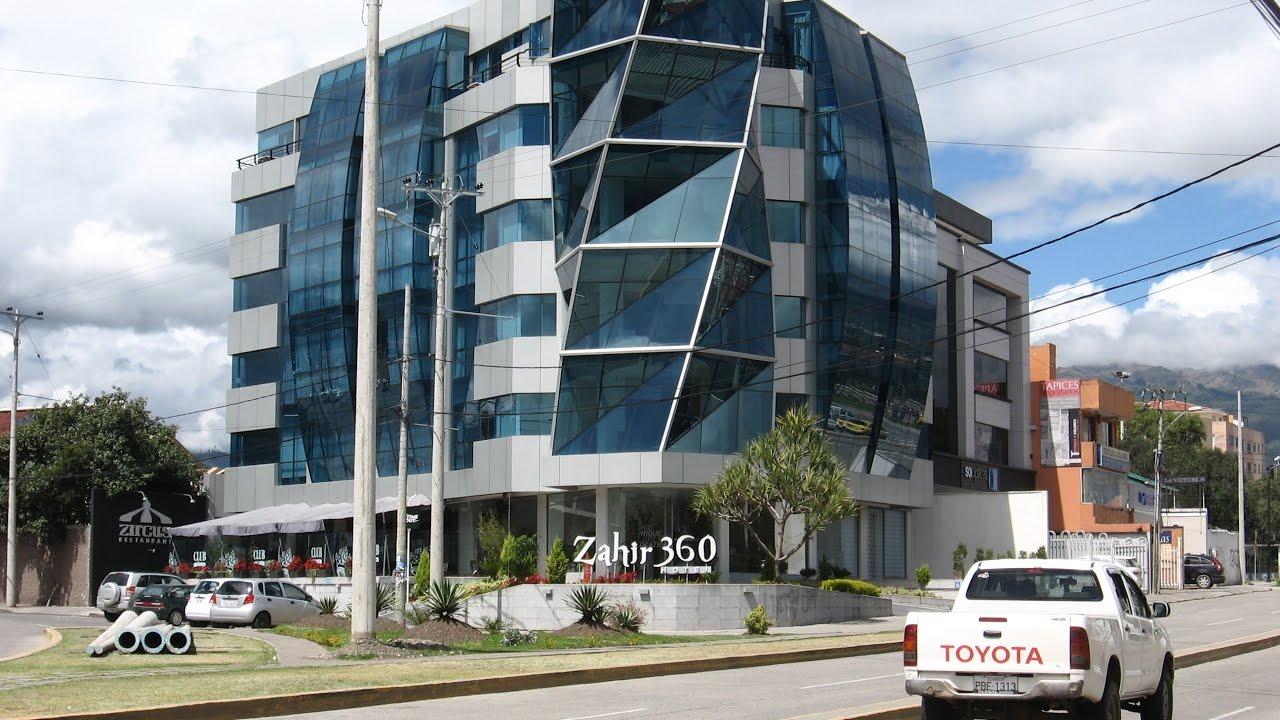 Hotel Zahir 360 Cuenca Ecuador Recorrido Visit