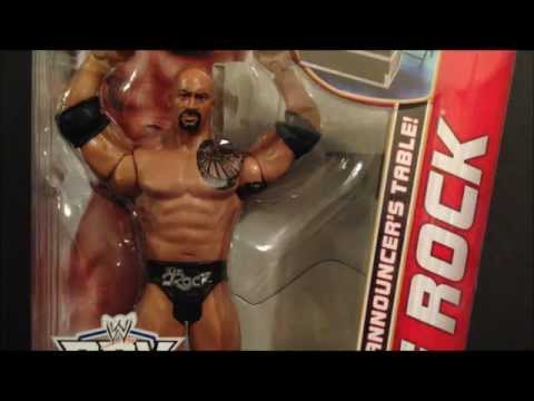 WWE Toys R US Exclusive THE ROCK THE BEST OF PPV