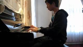 My L.O.V.E - The League Piano Cover by Daniel Liu