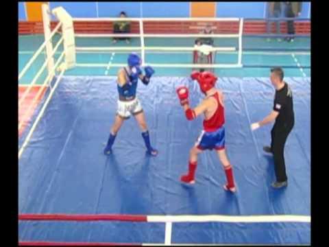 Соков 60 кг. финал, 14.02.2015 (тайский бокс)