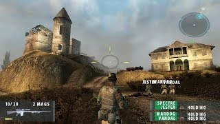 SOCOM 2 - Trailer & Mission 1 Gameplay HD (PS2/PCSX2)