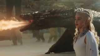 Daenerys Targaryen - Castle - Halsey