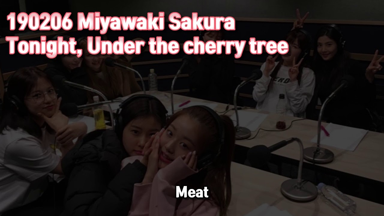 [ENG SUB] 190206 Sakunoki with IZONE