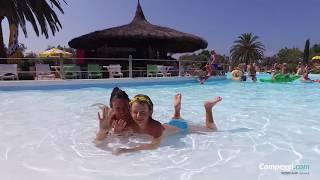 Video del Camping Village Le Capanne a Marina di Bibbona, provincia di Livorno, in Toscana