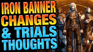 Briar Ramble - Trials Dance Off - Iron Banner Changes - Trials Has Ruined Me